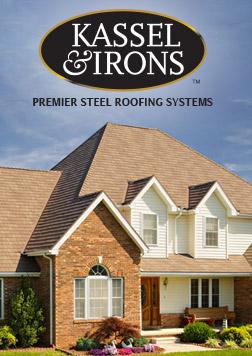 Kassel & Irons Steel Roofing